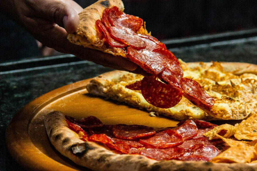 Freitag ist Pizzatag